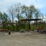 De-construction site continues at New Belgium's Asheville brewery site