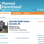 Planned Parenthood in Asheville gets new home