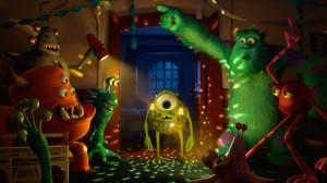 Monsters University (Walt Disney Studios)