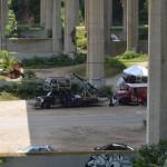 PHOTOS Day 2 of filming movie starring Kristen Wiig, Zach Galifianakis, Owen Wilson in downtown Asheville