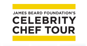 First look at menu for James Beard Foundation Celebrity Chef Tour Dinner in Asheville
