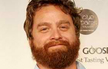 Fresh off movie filming in Asheville, actor Zach Galifianakis announces TV show with Louis C.K.