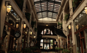 Word on the street: Grove Arcade, downtown Asheville's largest building, up for sale