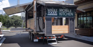 Now open: Whole Foods' mobile kitchen on Tunnel Road in Asheville, with proceeds benefitting Brother Wolf