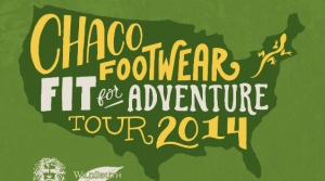 Eagle's Nest Outfitters in Asheville to host Chaco tour event on Monday