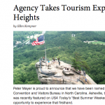 Asheville CVB decision to hire New Orleans ad agency stirs local ire